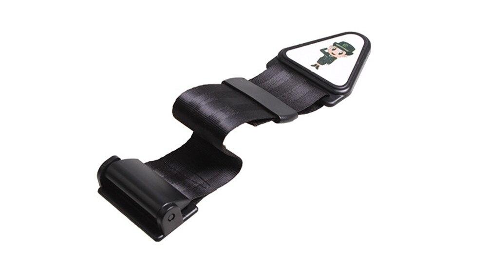 2018 Universal Fit Car Seatbelt Adjuster Clip Belt Strap Shoulder Seatbelt Clip Comfort Adjustment Child Safety Stopper Buckle
