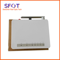 Network Routers Telecom Equipment SFOT 2307 (2+wifi) GPON ONT/HGU, comply with ZTE and Fiberhome OLT