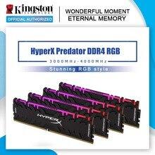 Kingston HyperX Predator Schwarz 8GB 16GB 3000MHz DDR4 CL15 DIMM XMP HX430C15PB3/16 Memoria Ram ddr4 für Desktop speicher Rams
