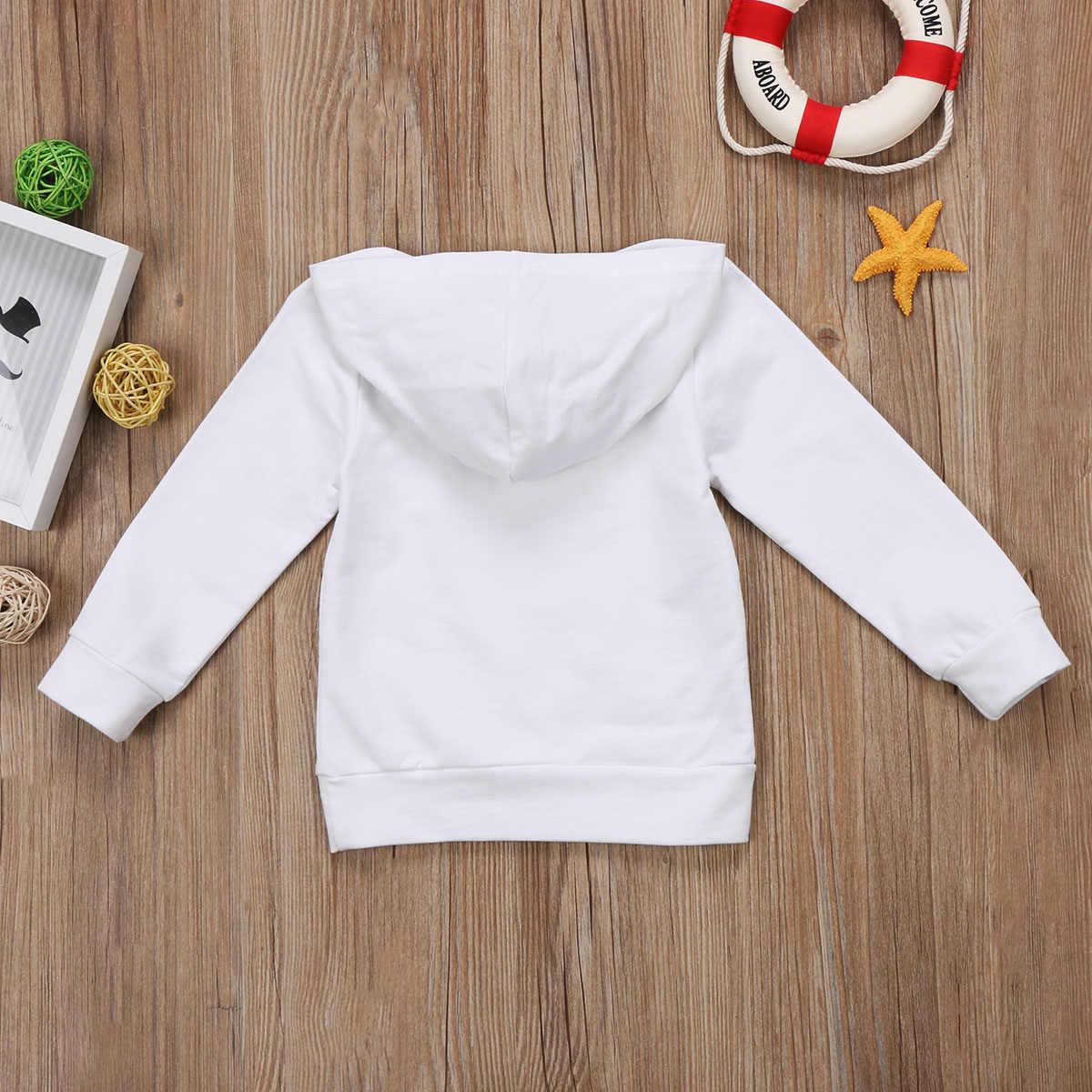 Gran oferta Casual niño recién nacido bebé niña chaqueta con capucha cálida niños ropa al aire libre para 0-5Y