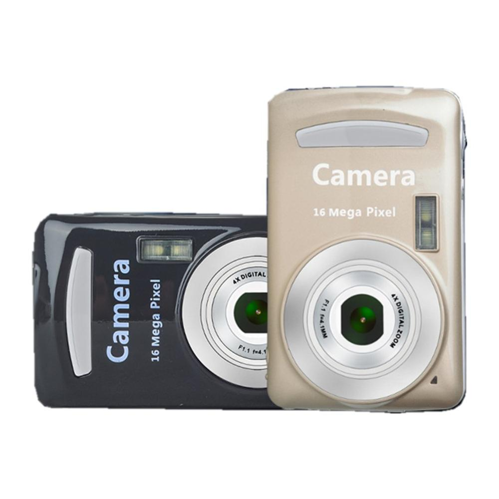 XJ03 Children's Durable Practical 16 Million Pixel Compact Home Digital Camera Portable Cameras For Kids Boys Girls(China)