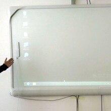 Китайская экономичная ультразвуковая электронная доска интерактивная ТВ с сенсорным экраном белая доска