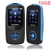 2016 New Original RUIZU X06 16G High Quality Bluetooth MP3 Music Player 1 8 Inch 100Hr