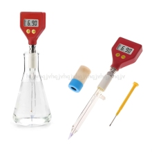 PH-98108 pH Meter Sharp glass Electrode for Water Food Cheese Milk Soil pH Test JUL19 Dropship