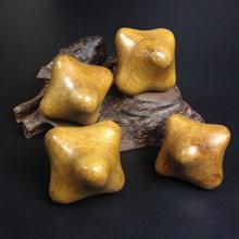 2 шт массажные шарики вьетнамский ароматный деревянный шестиугольный