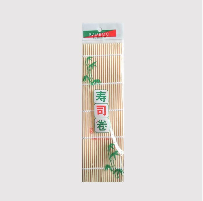 Бамбуковый роллер для суши, DIY рисовый онигири-ролик, ручной роллер для курицы, кухонный японский роллер для суши, инструменты-1