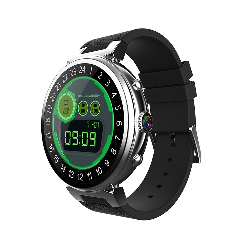 цена на 696 Smart watch I6 Android 5.1 MTK6580 Support SIM Card GPS WiFi For IOS Android