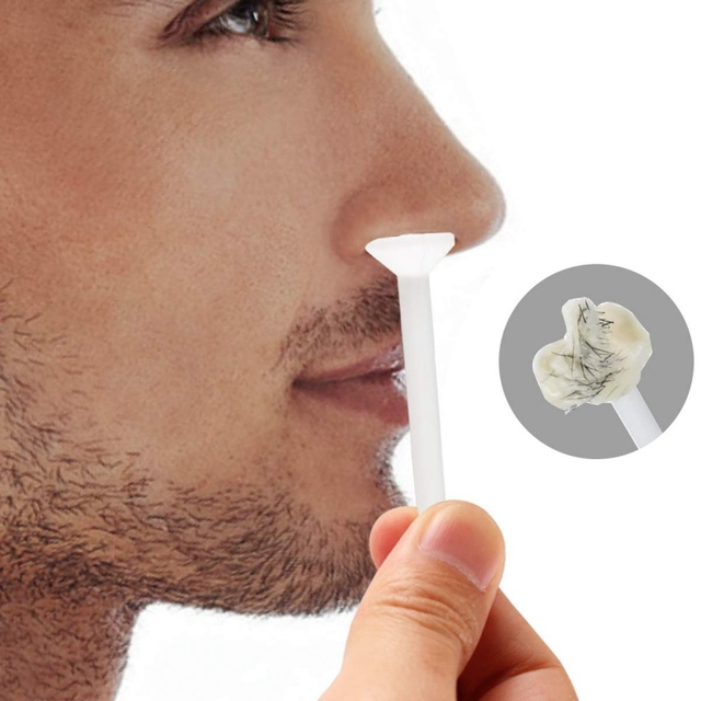 Portable Wax Kit Nose Hair Removal Wax Wax Kit  Nose Hair Removal Cosmetic Tool nose hair trimmer