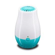 Taşınabilir ozon jeneratörü şarj edilebilir USB ev hava temizleyici ozon iyonik hava temizleyici duman kaldırmak koku bakteri ozon temizleyici