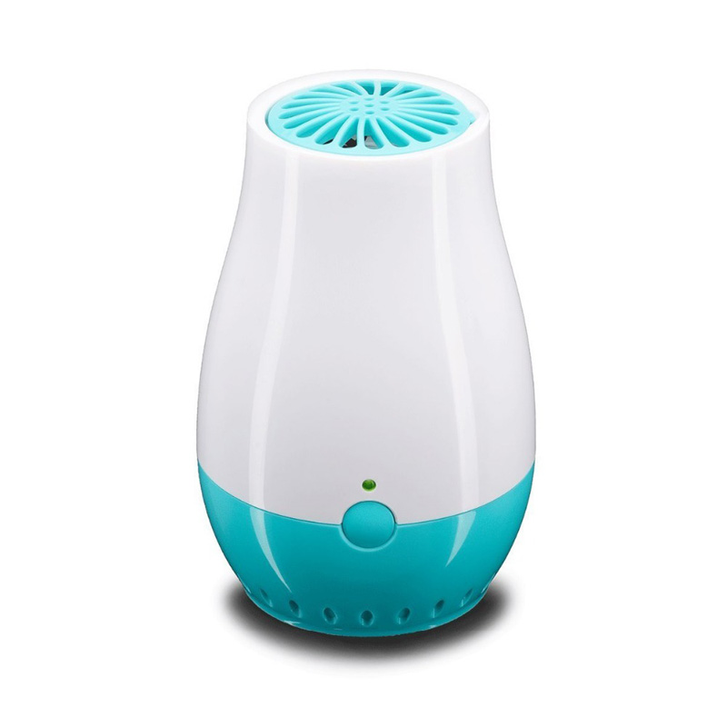 Portable Ozone Generator Chargeable USB Home Air Purifier Ozone Ionic Air Cleaner Remove Smoke Odor Bacteria Ozone Freshener