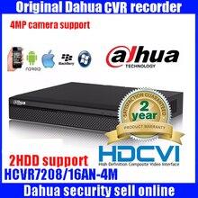 Original Dahua 8/16 Channel 4MP 1U Digital Video Recorder HCVR7208AN-4M /HCVR7216AN-4M Smart Search and Intelligent Video System