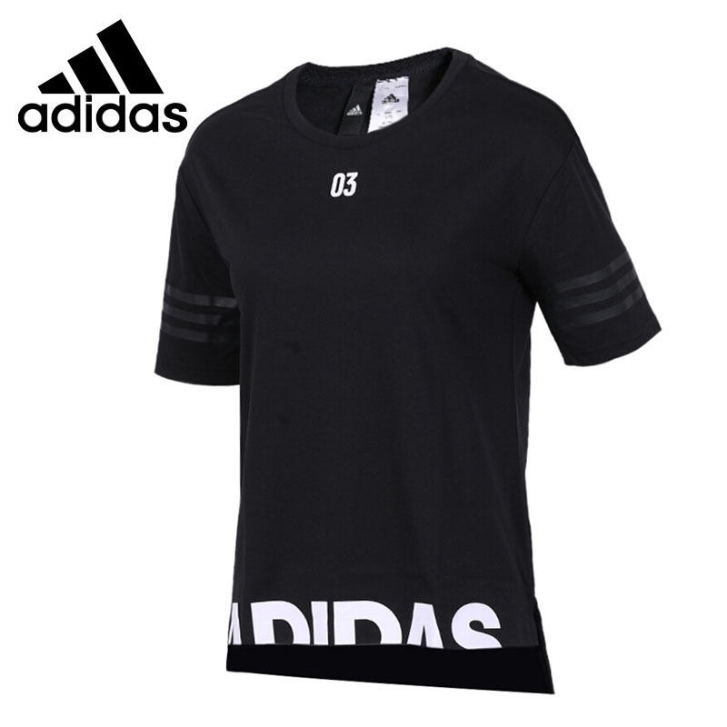Original New Arrival 2018 Adidas SS T BOY Women's T-shirts short sleeve Sportswear original new arrival 2017 adidas freelift prime men s t shirts short sleeve sportswear