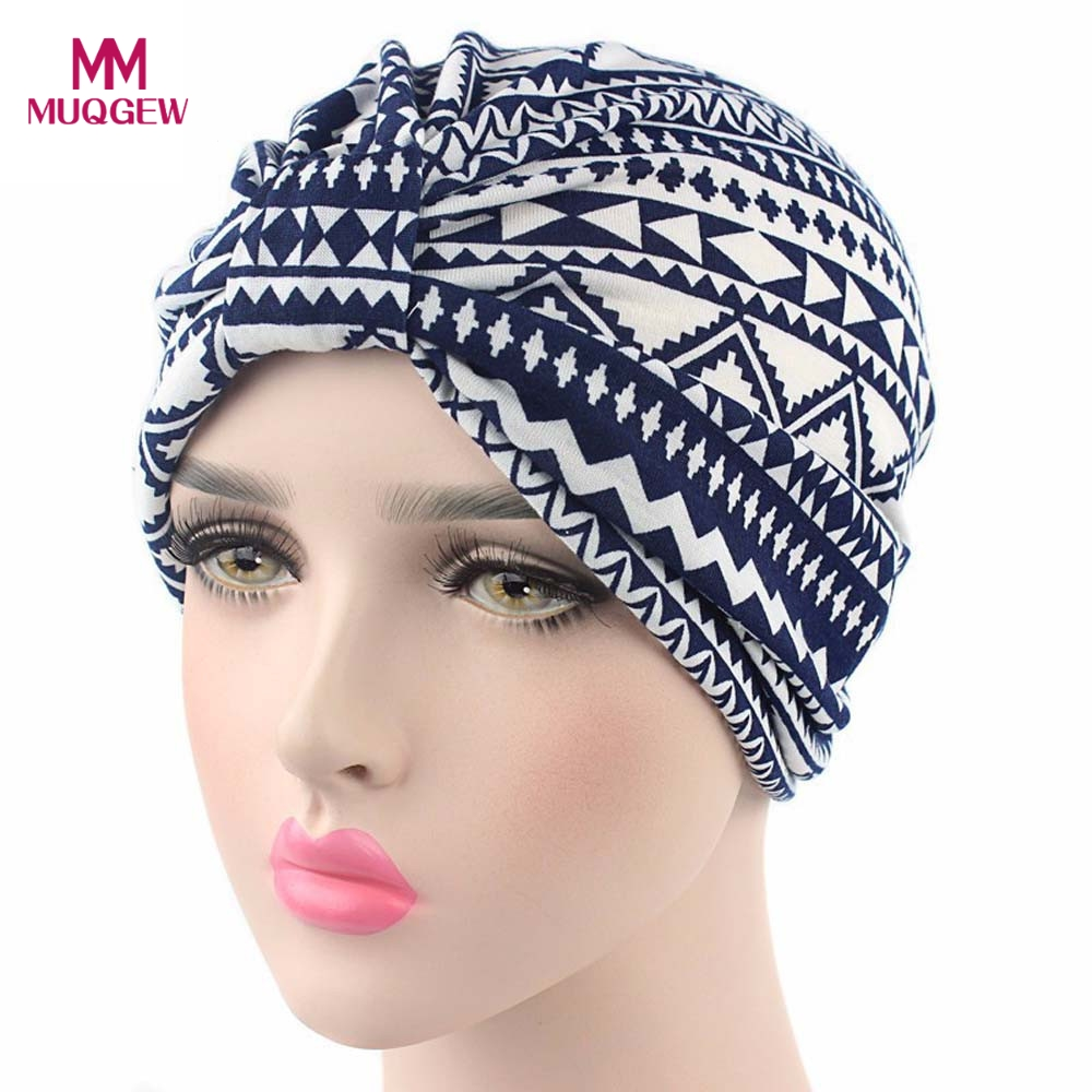 3e30e72af61ca Printing Small Floral harajuku women s hats Cancer Chemo Hat Beanie ...