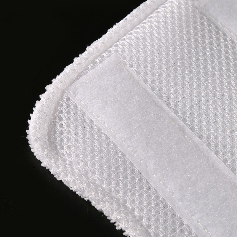 5pcs Steam Mop Soft Microfiber Cloth Covers For Shark S3101 Head Replacement Pad Drop Shipping Support Good For Energy And The Spleen Home Appliance Parts