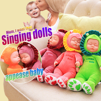 Singing And Sleeping Baby Baby Gift To Accompany Baby Dolls Safe Sound Of Toys For Children