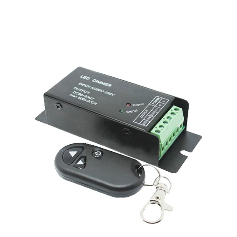 Led Stepless Light Regulator Dimmer 110v 220v Wireless