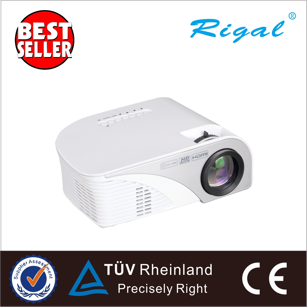 Portable Rwifi  Mini LED projector Home Multimedia Cinema LED 1080P wifi  Projector HDMI/AV/VGA/SD/USB/TV proyector LED White  new arrival gp8s mini home cinema theater 1080p hd multimedia pc usb led projector av tv vga hdmi