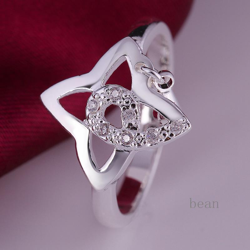 Popular Star Shaped Engagement Rings Buy Cheap Star Shaped Engagement Rings l