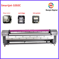 Automatic Grade and Flex banner/ PVC frontlit backlit/ Vinyl sticker ect,Paper Printer Use Epson DX5 eco solvent printer