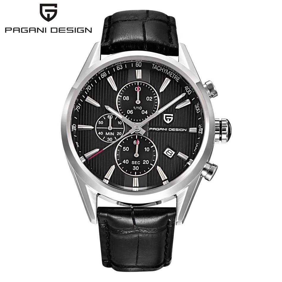 где купить Relogio Masculino Men Luxury Brand Sport Watch Dive 30m Military Watches Men's Multifunction Quartz Wristwatch Pagani Design2016 по лучшей цене