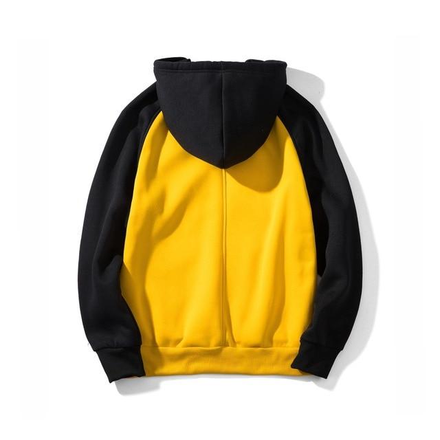 Color Block Hoodies 2