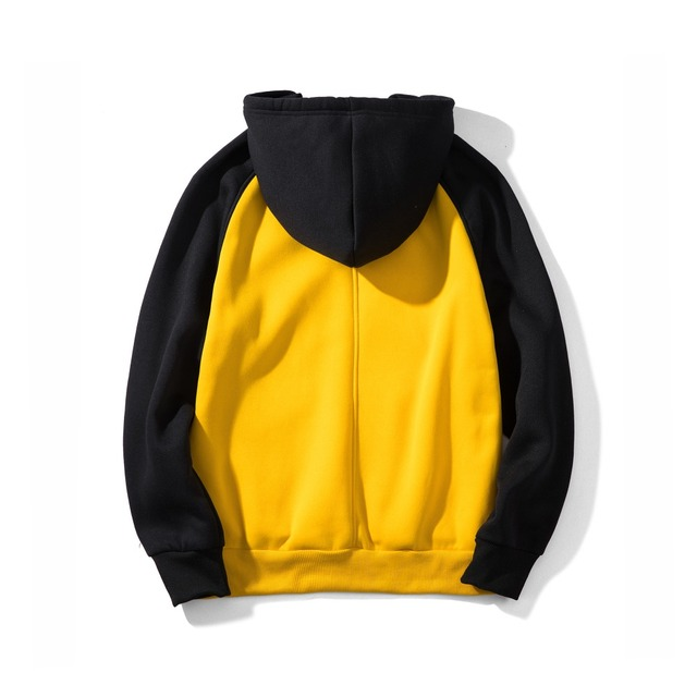 Men's Hooded Fleece Sweatshirt