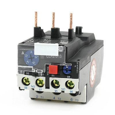 Overload Protection 3Pole 12-18A Motor Protector Thermal Overload Relay 2 pin thermal overload protection