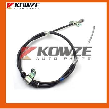 Rear Left Parking Brake Cable For Mitsubishi PAJERO MONTERO IV 4th 3.0D 4M41 3.8L 6G75 4820A087