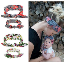EASOV  Paternity Style pointing Knot Headband Beautiful Women Elastcs Headband DIY Can Adjust Hair Accessories W215