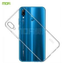 For Huawei p20 Lite Case MOFI Ultra Thin Slim Cover For Huawei p20 Lite Case Soft TPU Back Cover For Huawei p20 Lite/nova 3e цена и фото