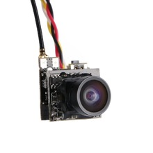 LST-S2+ AIO 800TVL CMOS Mini FPV Camera CAM RC Toy Parts Accessories with OSD 5.8G 40CH 25mW Whip Antenna for RC Racing Drone