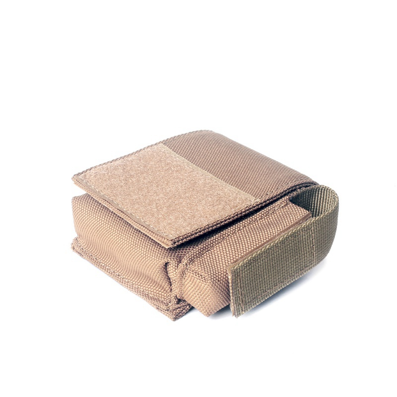 Military Molle Pouch Tactical Single Pistol Magazine Pouch Sheath Hunting Ammo Bags