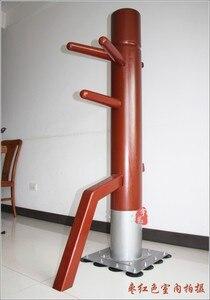 Image 2 - Lucaminho patente artes marciais chinesas asas chun, conjuntos de manequim ip homem wushu equipamento de exercício personalizado fedex/ups envio