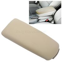 1Pc Leather Armrests Center Box Console Lid Cover Car Covers For 2004 05 06 07 2008