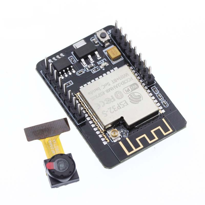 WiFi ESP32 CAM Development Board 5V Bluetooth+ OV2640 Camera Module ESP32-CAM WiFi WiFi Module ESP32 Serial