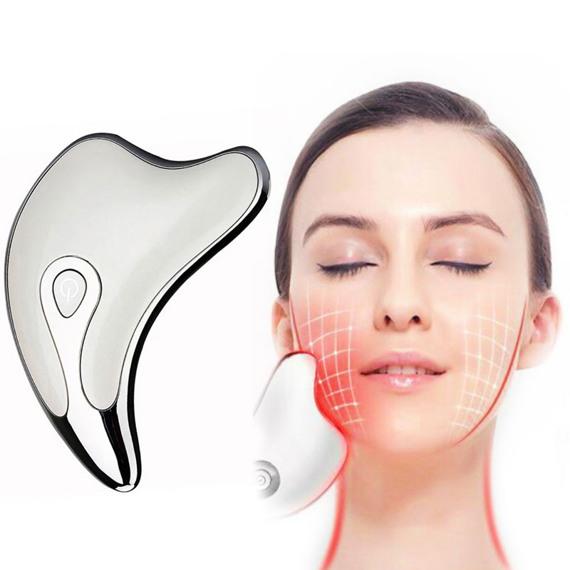 New Arrival Face Massager Lifting Skin Facial Tools Body Lift Massage Rechargeable Skin Rejuvenation Massager Electirc Scraping