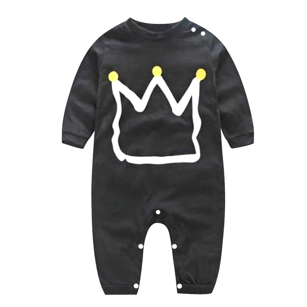 1a9e90c5a Detail Feedback Questions about Baby Boy Clothes Infant Romper Black ...