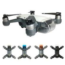 BRDRC DJI Spark объектив Кепки Gimbal Камера гвардии спереди 3D Сенсор Системы защитный чехол Крышка объектива протектор для DJI Spark drone