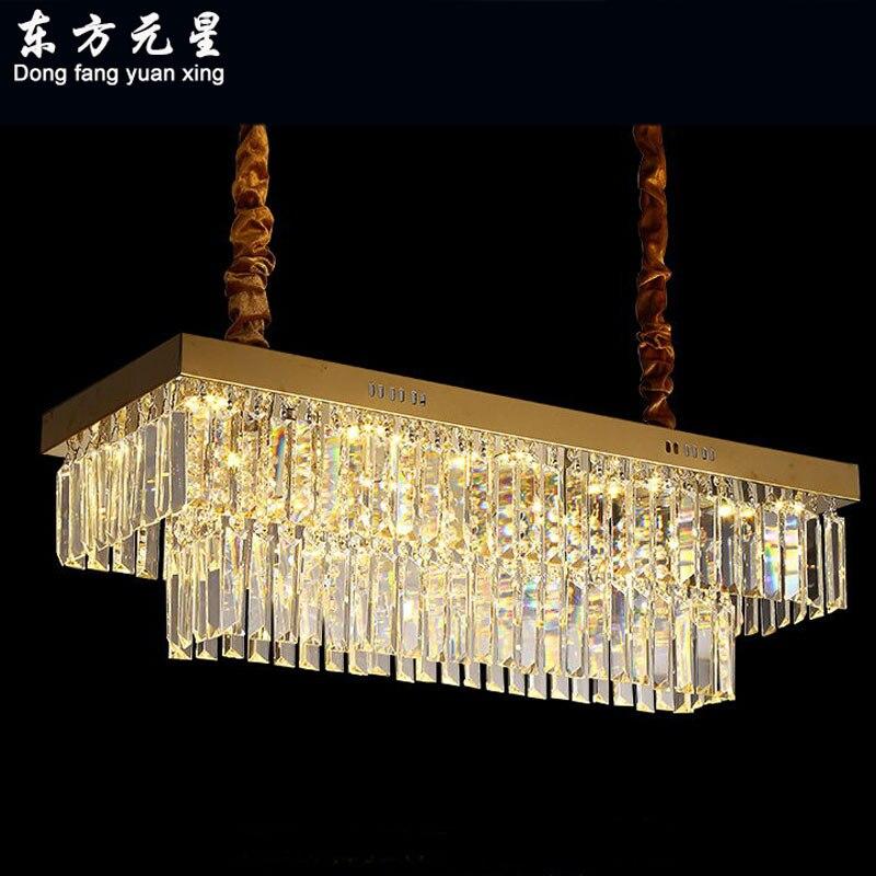 LED Kron Leuchter Fernbedienung Decken Beleuchtung RGB Luster dimmbar Lüster E14