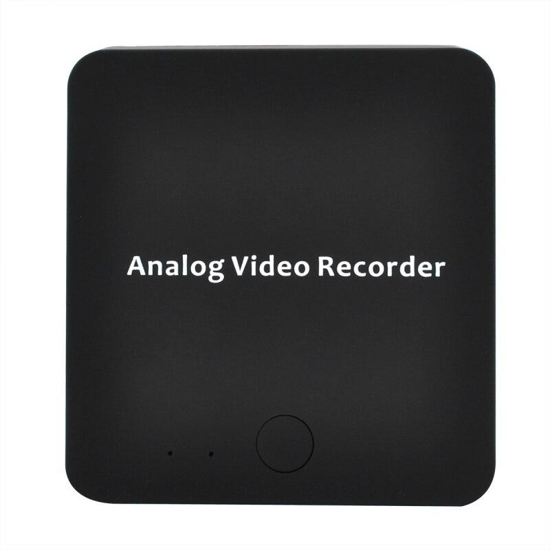 Ezcap272 VHS To Digital Converter AV Video Recorder Device for Hi8 VCR DVD DVR Camcorder Tape Media Analog File Digitizer in Cassette Recorder Player from Consumer Electronics