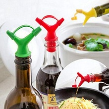 Wine-Stopper Cooking-Tools Kitchen-Accessories Condiment-Bottle 2pcs Deflector Leak-Proof-Plug