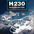 Mini Drone H230 Drone Mini 2.4G 3.7V 4 Channel 3D Roll Inverted Flight 6 Axis Mini Toy RC Quadcopter