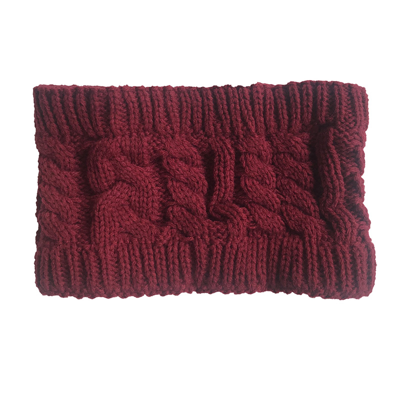 Women Winter Warm Messy Bun Ponytail Beanie Holey 2018 Brand New Girls Warmer Knitted Stretch Autumn Turban Cap Casquette CP0164 (5)