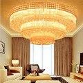 L sala de estar teto do quarto Moderno e minimalista restaurante lâmpada de cristal Europeu quarto atmosfera lâmpada lâmpadas quentes