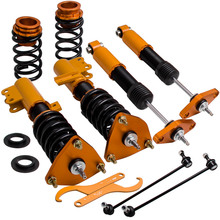 Complete Lowering Coilovers Shock Suspensions kit For Hyundai Genesis Coupe 2011-2015