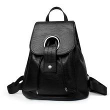 Новые женские рюкзаки строка твердого feminina сумки на плечо школьные сумки брендов дизайнерские роскошные классические для девочек-подростков Mochila Горячий