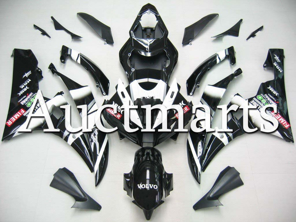 For Yamaha YZF 600 R6 2006 2007 YZF600R inject ABS Plastic motorcycle Fairing Kit Bodywork YZFR6 06 07 YZF600R6 YZF 600R CB30 стоимость