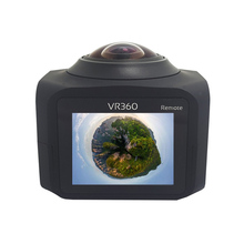 360 Vidéo Caméra WIFI Panorama Caméra 12 M HD Vidéo Enregistreur