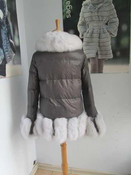 нова модна зимова дамська куртка / - Жіночий одяг - фото 4