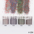 1Box 10ml Dazzling Glitter Powder Sequins Powder Nail Art Decorations